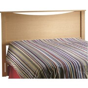 South Shore City Life Collection Double/Queen Headboard, Natural Maple