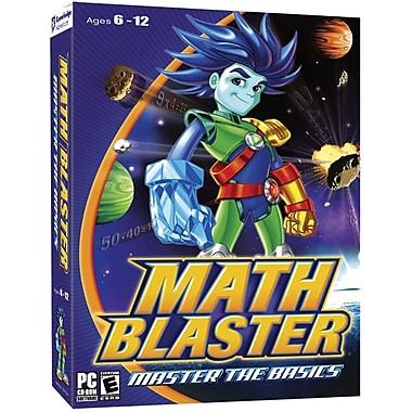 Knowledge Adventure Math Blaster - Master The Basics for Windows (1-User) [Boxed]