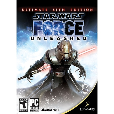 Aspyr Media Star Wars Force Unleashed: Ultimate Sith for Windows (1-User) [Boxed]