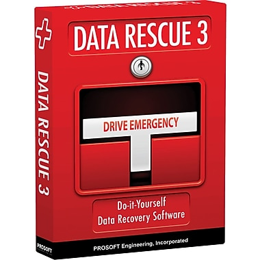 Prosoft Engineering Data Rescue 3 for Mac (1-User) [Boxed]