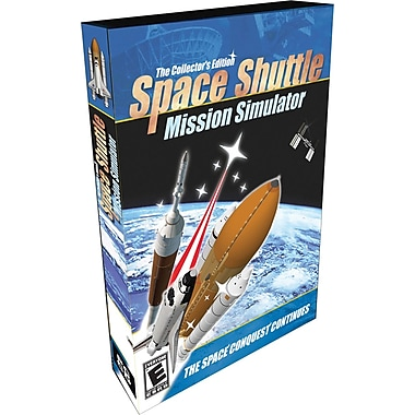 PMDG Space Shuttle Mission for Windows (1-User) [Boxed]
