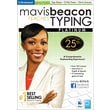 Encore Mavis Beacon Typing - 25th Anniversary Edition, Platinum for Windows/Mac (1-User) [Boxed]