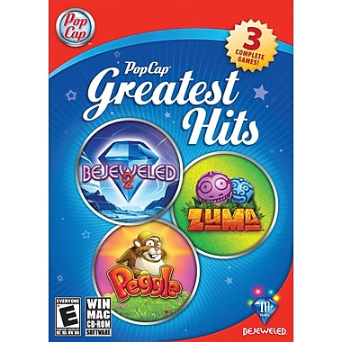 Pop Cap Games PoPCap Greatest Hits Collection for Windows/Mac (1-User) [Boxed]