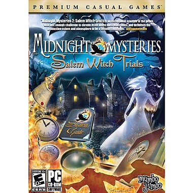 Encore Midnight Mysteries 2: Salem Witch Trials for Windows (1-User) [Boxed]