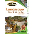 Encore Punch! Landscape, Deck & Patio Designer With Nexgen V2 for Windows (1-User) [Boxed]