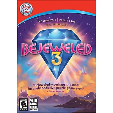 Pop Cap Games Bejeweled 3 for Windows/Mac (1-User) [Boxed]