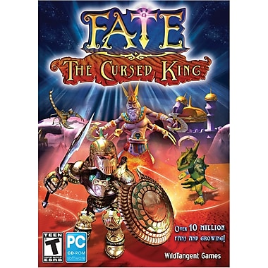 Encore Fate The Cursed King for Windows (1-User) [Boxed]