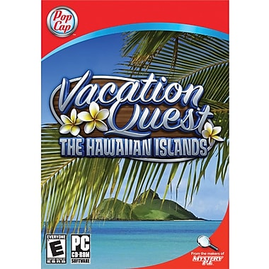 Pop Cap Games Vacation Quest: The HawaIIan Islands for Windows/Mac (1-User) [Boxed]