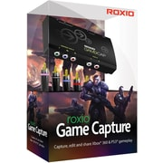 Corel Corporation Roxio Game Capture - Xbox 360/PS3 for Windows (1-User) [Boxed]