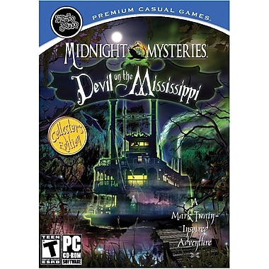 Encore Midnight Mysteries 3 for Windows (1-User) [Boxed]