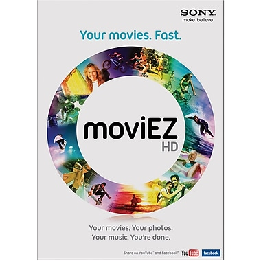 Sony Media Software Moviez for Windows (1-User) [Boxed]