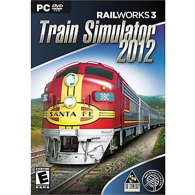 Tri Synergy Railworks 3 Train Simulator 2012 for Windows (1-User) [Boxed]