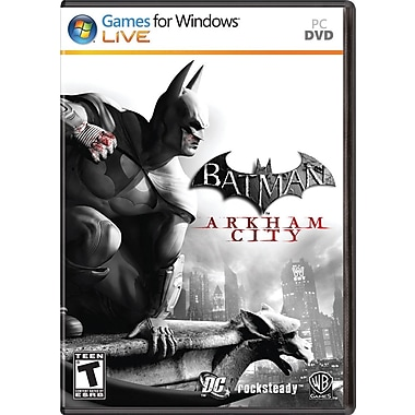 Warner Home Video - Games Batman: Arkham City for Windows (1-User) [Boxed]