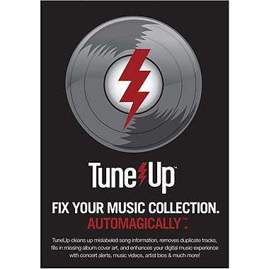 Tuneup Media Tuneup 2.0 for Windows/Mac (1-User) [Boxed]