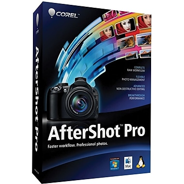 Corel Corporation Corel Aftershot Pro 1 for Windows (1-User) [Boxed]