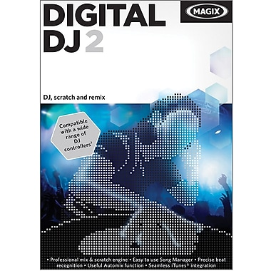Magix Digital DJ 2 for Windows (1-User) [Boxed]