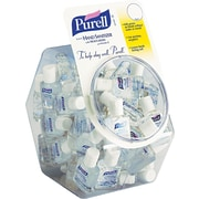 Purell® Instant Hand Sanitizer, Unscented, Clear, 0.5 oz. Bottle