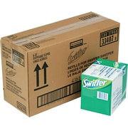Swiffer Dry Refill Cloth, White, Unscented
