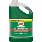 Ajax® Pine Forest All-Purpose Cleaner, Pine, 1 gal, 4/Case