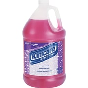 Kimcare® Pink Lotion Skin Cleanser, Peach, 1 gal, 4/Case