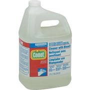 Comet® Cleaner With Bleach, Fragrance-Free, 1 gal