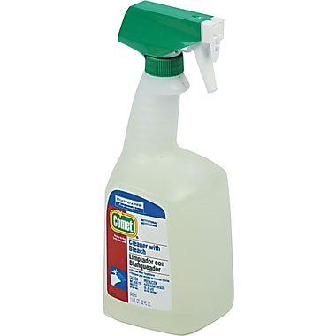 Comet® Cleaner With Bleach, Fragrance-Free, 32 oz., 8/Case