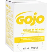 GOJO® Enriched Lotion Soap, Lightly, Refill, 800 ml., 12/Case