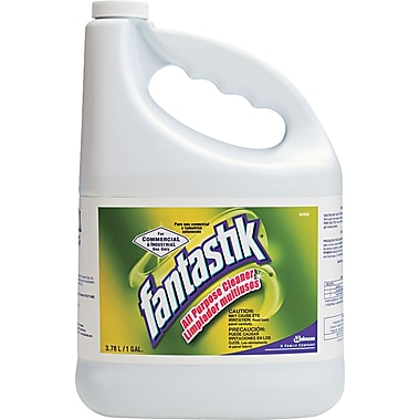 Fantastik® All-Purpose Cleaner, 1 gal, 4/Case