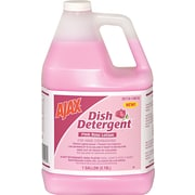 Ajax® Pink Rose Dish Detergent, 1 gal Bottle