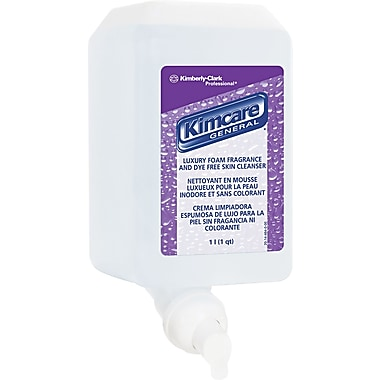 Kimberly-Clark Hand Cleanser, Unscented, Refill, 1,000 ml.