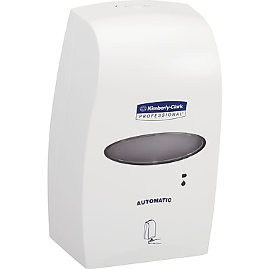 Kleenex White Electronic Cassette Soap Dispenser (92147)