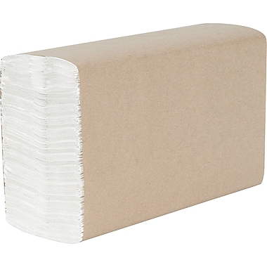 Kimberly-Clark Scott C-Folded Paper Towel, Unscented, White, 2,400 / Case