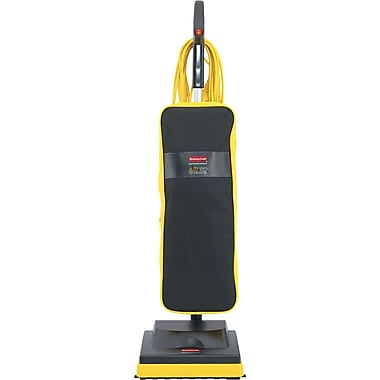 Rubbermaid Commercial Ultra Light Vacuum, 4 A, 13 lbs., Yellow/Black