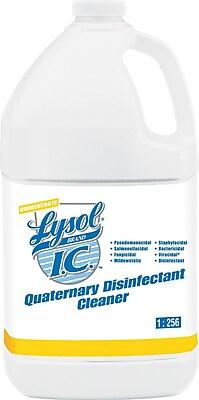 Lysol I.C. Quaternary Disinfectant Cleaner, Original Scent,