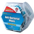 Dust-Off® Antibacterial Wipe, Office Share Pack, Blue, 200 Wipes/Pack