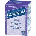 Kimcare Lotion Skin Cleanser, Peach, Refill, 800 ml