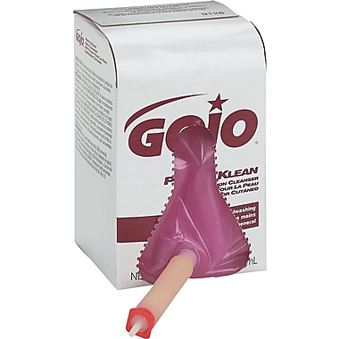 Gojo Clean Skin Cleanser, Floral, Refill, 800 ml