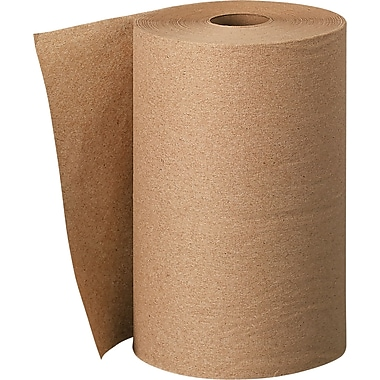 Scott® Hardwound Paper Towel Roll, Natural, 1-Ply, 12 Rolls/Case