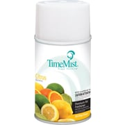 TimeMist  Metered Fragrance Dispenser Refill, Citrus, 6.6 oz. Aerosol Can