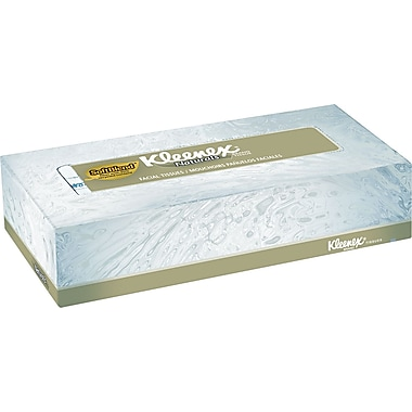 Kleenex® Boutique Facial Tissue, 2-Ply, 48 Boxes/Case