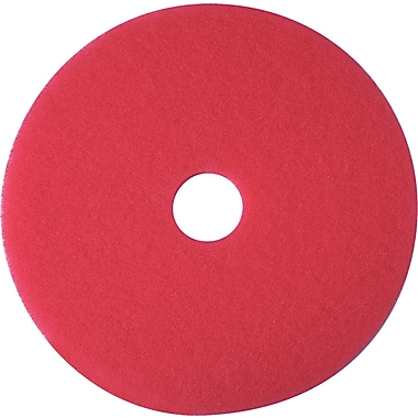 3M Nylon / Polyester Fiber 5300 Cleaner Pad, Blue, 12