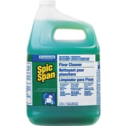 Spic and Span Liquid Floor Cleaner, 1 gal., 3 Bottles/Case (PAG02001)