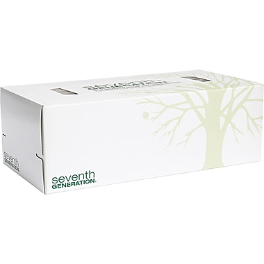 Seventh Generation® 100% Recycled Paper Facial Tissue, 2-Ply, Box