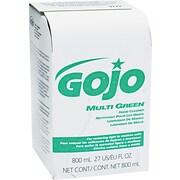 GOJO® Multi Green Hand Cleaner, Citrus, 800 ml Refill