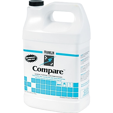 Franklin Cleaning Technology  Compare™ Cleaner, Herbal Fresh Fragrance, 1 gal Bottle