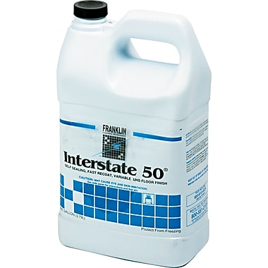Franklin Cleaning Technology  Interstate 50  Finish, 1 gal Bottle