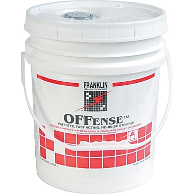 Franklin Cleaning Technology  Offense™ Stripper, 5 gal Pail