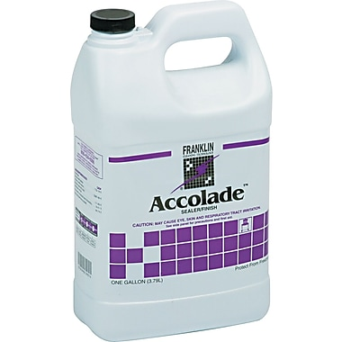 Franklin Cleaning Technology  Accolade™ Floor Sealer, 1 gal Bottle