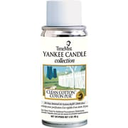 TimeMist  Yankee Candle  Micro 3000 Air Freshener Refill, Clean Cotton, 3 oz. Aerosol Can