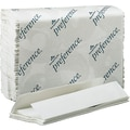 preference C-Folded Paper Towel, Unscented, White, 10 1/10in.(W) x 13 1/5in.(L)